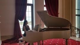 Sabina Eminova Pearl - Pianist / Keyboardist - Baku, Azerbaijan
