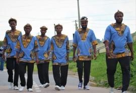 YOUNG MBAZO Entertainment Group - A Cappella Group - Durban, KwaZulu-Natal