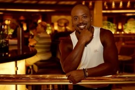 Christopher Joell Moodie - Male Singer - Piracicaba, Brazil