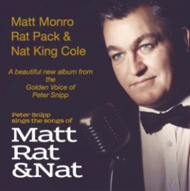 Peter Snipp Portrait of Matt Monro, Also Matt. Rat & Nat  image