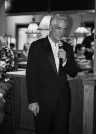 John Russo - Rat Pack Tribute Act - Sarasota, Florida