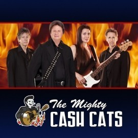 Mighty Cash Cats--Johnny Cash Tribute - Other Tribute Band - Ventura, California