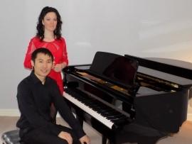 Shauna and Ray. Piano Duo Newcastle - Duo - North of England