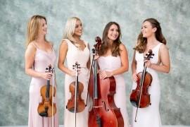 Icon Strings - String Quartet - Mayfair, London