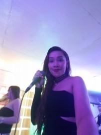 Sound track vox - Female Singer - Dumaguete City, Philippines