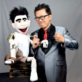 Comedy Ventriloquism Show - Clean Stand Up Comedian - Singapore, Singapore