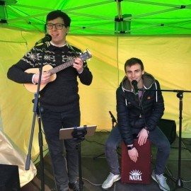 UkuleleBoxVox - Duo - Leicestershire, East Midlands