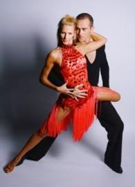 Ilona Mashko and Andrii Lahzdish - Ballroom Dancer - Dnepropetrovsk, Ukraine