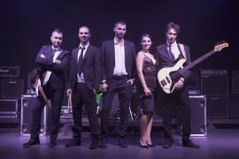 The Gleams Project - Function / Party Band - Italy, France