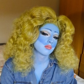 Babichino - Drag Queen Act - Manchester, North West England