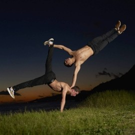 Impact Brothers - Street / Break Dancer - Málaga, Spain