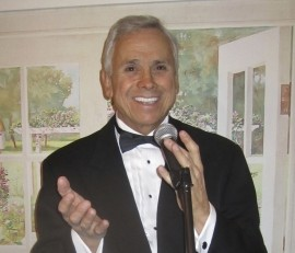 Johnny Cannella NY's Sinatra Impersonator Singer/ Seniors Entertainment - Frank Sinatra Tribute Act - Great Neck, New York