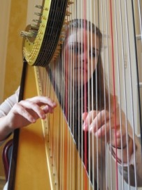 Lucinda Taylor - Harpist - Hull, North of England