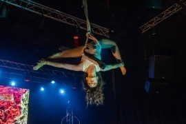 Brittany Royce - Aerialist / Acrobat - Springfield, Missouri