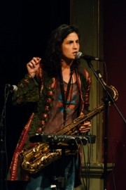 Sabrina - Saxophonist - South West