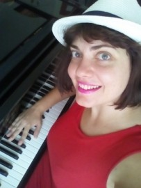StelinaMG - Pianist / Keyboardist - Greece