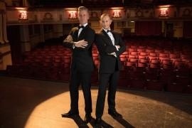 Nick James & Duncan Allen  - Duo - Knightsbridge, London