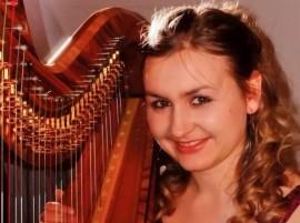 Emma Spandrzyk - Harpist - Shropshire, Midlands