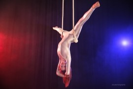 Naomi Scott - Aerialist / Acrobat - London, London