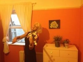 Elza violinist image
