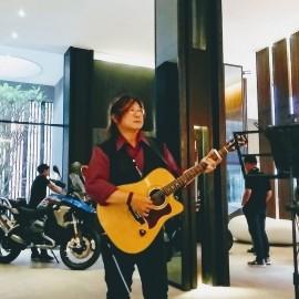 Vincent's Acoustic Guitar & vocalist - Guitar Singer - Taiwan, Taiwan