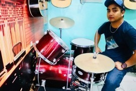 BLAKE MORGAN B BAUTISTA - Drummer - PHILIPPINES, Philippines