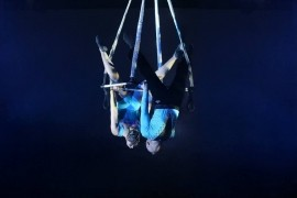 Aerial Duo with solo acts - Aerialist / Acrobat - London