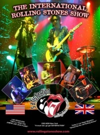 Satisfaction/The International Rolling Stones Show - The Rolling Stones Tribute Band - Dallas, Texas