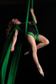 Lyn Vert - Aerialist / Acrobat - Oakland, California