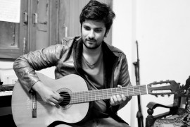RAHUL BHONSLE - Classical / Spanish Guitarist - Madhya Pradesh, India