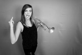 Nia Morris - Trumpeter - United Kingdom, Wales