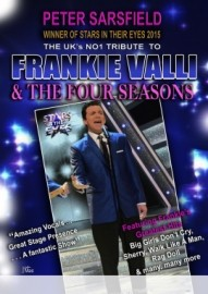 Frankie Valli Tribute - Tribute Act Group - UK, North of England
