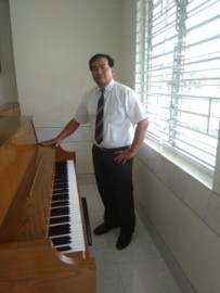 spencer aaron L Sangco - Pianist / Keyboardist - China
