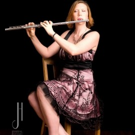 Misty Rose Knol - Flutist - British Columbia