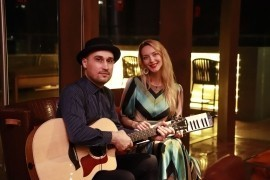 Yulia Liyer - Acoustic Band - Saint-Petersburg, Russian Federation