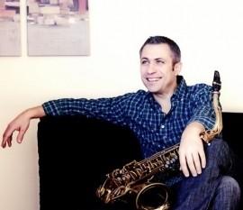 Tihomir Krastev - Saxophonist - Quebec