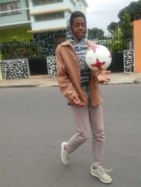Iben Enky Fs - Football Freestyle Act - mozambique, Mozambique