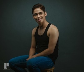 Gerhard Krysstopher  - Song & Dance Act - Manila, Philippines