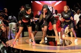 chalk and cheese dance crew - Female Dancer - kenya, Kenya
