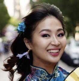 Yui Okuba - Female Dancer - New York City