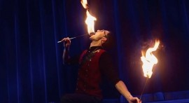Isaiah Daniels Illusionist - Stage Illusionist - Spokane, Washington