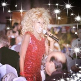 Carmel Hunter  - Tina Turner Tribute Act - South Wimbledon, London