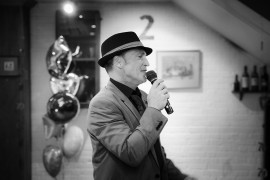 CHRIS2BFRANK - Rat Pack Tribute Act - Shanklin, South East