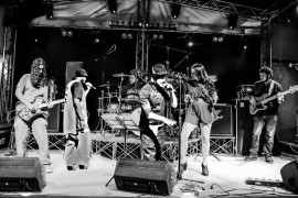 Funkmasters Rubberband - Cover Band - Egypt, Egypt