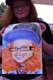 Cartoon creative caricatures - Other Children's Entertainer - Sydenham Hill, London