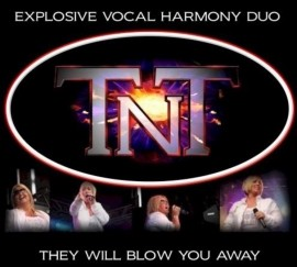 TNT vocal harmony duo  - Female Singer - North of England