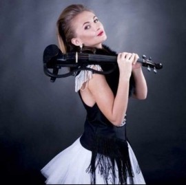 Syrotenko Liubov - Violinist - Ukraine