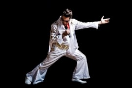 DaniElvis - Elvis Impersonator - Barnet, London