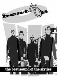 The Beat 45s - 60s Tribute Band - Leicester, Midlands