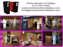 Photo Booths of Dallas - Photo Booth - Dallas, Texas